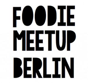 Logo vom Foodiemeetup Berlin