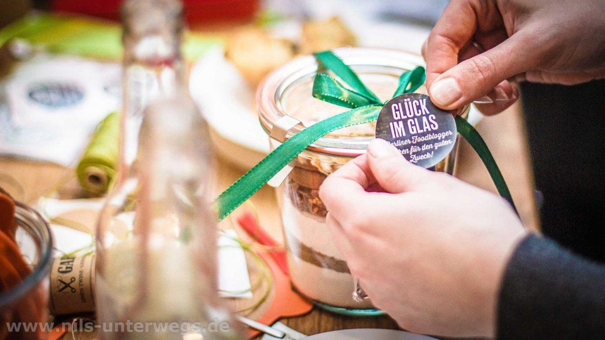 3. Foodiemeetup in Berlin – Glück im Glas
